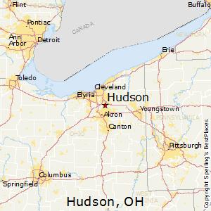 Comparison Hudson Ohio Bainbridge Ohio