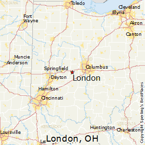 Best Places to Live in London, Ohio