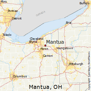 Best Places To Live In Mantua Ohio