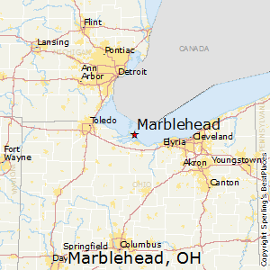Comparison Port Clinton Ohio Marblehead Ohio
