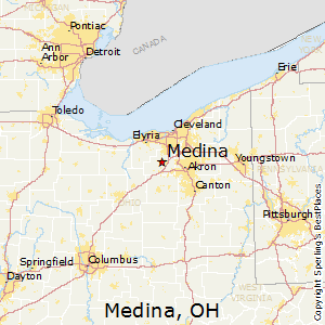 Best Places to Live in Medina Ohio