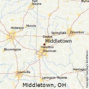 Best Places To Live In Middletown Ohio