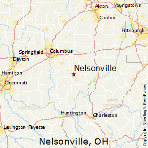 Best Places To Live In Nelsonville Ohio