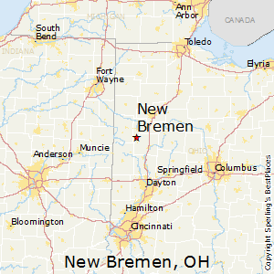 Best Places To Live In New Bremen Ohio