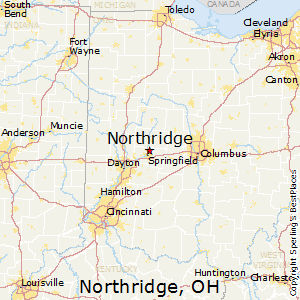Northridge Ohio Climate