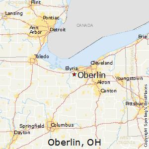 Comparison: Oberlin, Ohio   Grinnell, Iowa