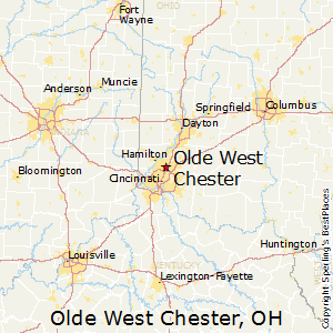 Best Places To Live In Olde West Chester Ohio