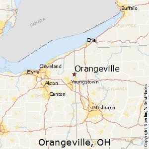 Best Places to Live in Orangeville Ohio