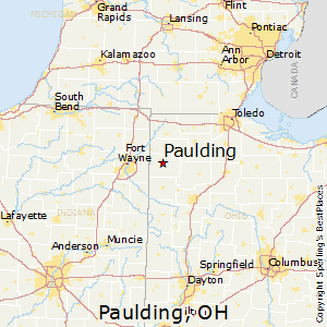 Best Places To Live In Paulding Ohio