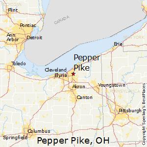 Comparison Pepper Pike Ohio Shaker Heights Ohio