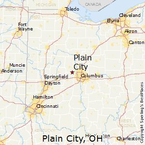 Comparison Plain City Ohio Dublin Ohio