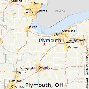Comparison: Plymouth, Ohio   Brilliant, Ohio