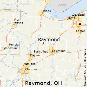 Best Places To Live In Raymond Ohio