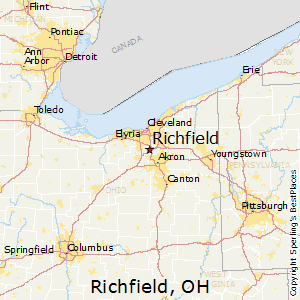 Best Places To Live In Richfield Ohio