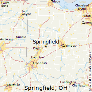 Best Places to Live in Springfield, Ohio