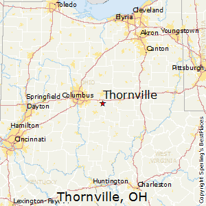 Best Places To Live In Thornville Ohio