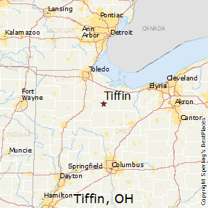 Best Places To Live In Tiffin Ohio
