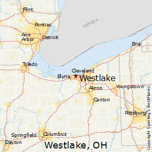 Best Places to Live in Westlake, Ohio