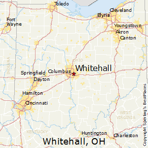 Comparison: Whitehall, Ohio   Reynoldsburg, Ohio