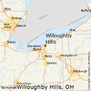 Best Places To Live In Willoughby Hills Ohio