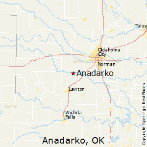 Comparison: Anadarko, Oklahoma   Harrison, Arkansas