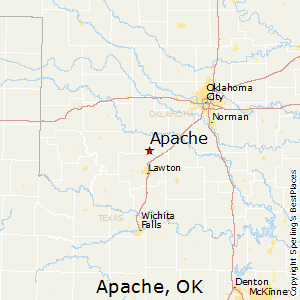 Best Places to Live in Apache, Oklahoma