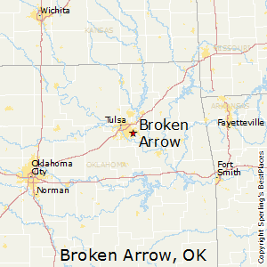 Best Places to Live in Broken Arrow, Oklahoma