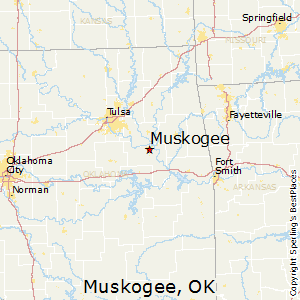 Best Places to Live in Muskogee Oklahoma