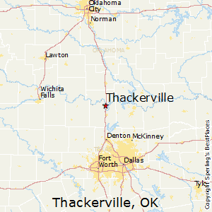 Best Places to Live in Thackerville, Oklahoma