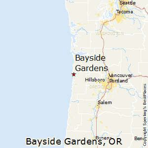 Best Places To Live In Bayside Gardens Oregon