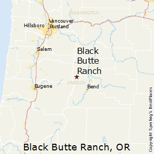 Best Places to Live in Black Butte Ranch, Oregon
