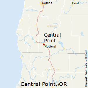 Best Places To Live In Central Point Oregon