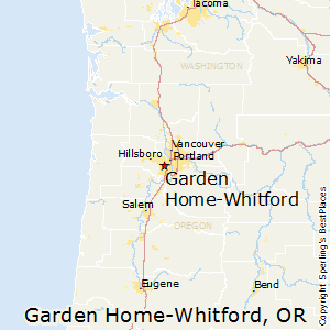 Best Places to Live in Garden HomeWhitford Oregon
