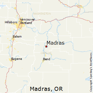Best Places to Live in Madras, Oregon
