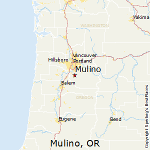Best Places To Live In Mulino Oregon