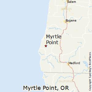 Comparison Powers Oregon Myrtle Point Oregon
