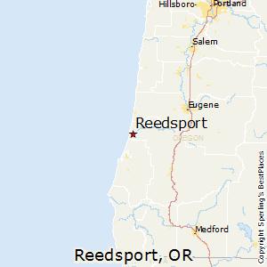 Map Of Reedsport Oregon Best Places to Live in Reedsport, Oregon