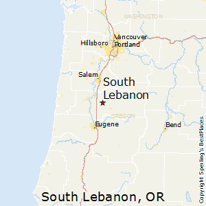 Best Places To Live In South Lebanon Oregon