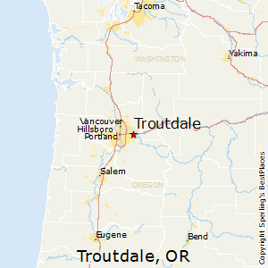 Map Troutdale Oregon Best Places to Live in Troutdale, Oregon