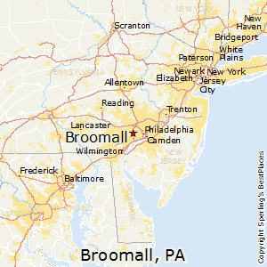 Best Places To Live In Broomall Pennsylvania