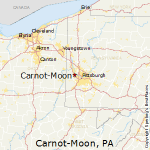 Best Places to Live in CarnotMoon Pennsylvania