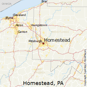 Best Places to Live in Homestead Pennsylvania