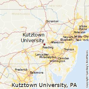 Kutztown University, Pennsylvania Religion on