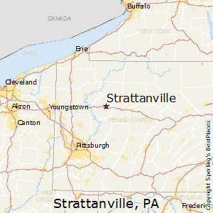 Strattanville pennsylvania
