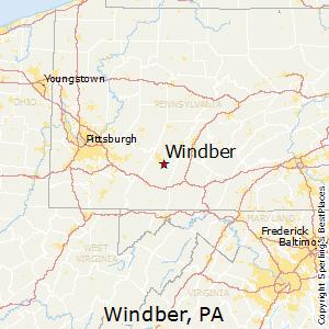 Windber pa zip code