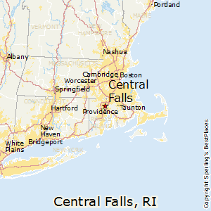 Best Places to Live in Central Falls Rhode Island