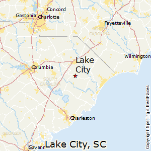 Best Places to Live in Lake City South Carolina