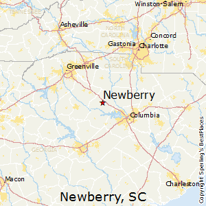 Best Places to Live in Newberry, South Carolina