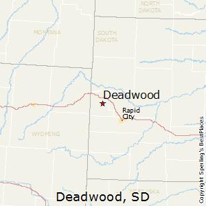 Deadwood, South Dakota Religion on