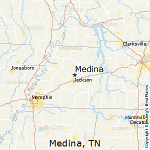 Best Places to Live in Medina, Tennessee